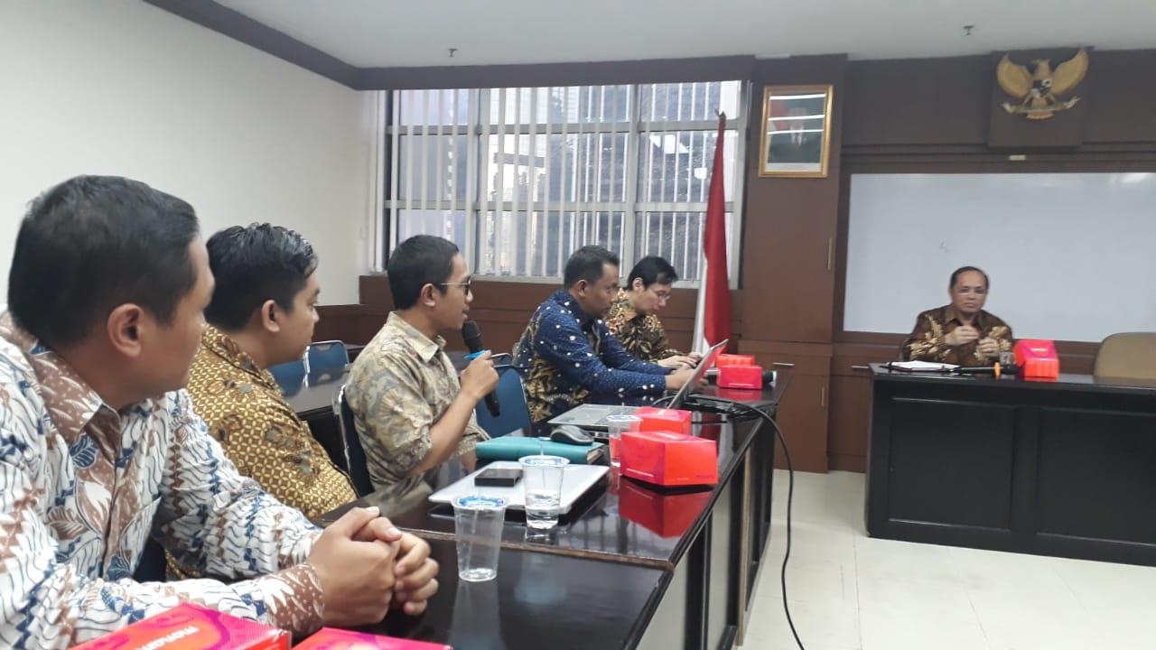 Audiensi LSK DTB dengan Direktorat Pembinaan Kursus dan Pelatihan, Program Pemasaran Digital Jadi Prioritas